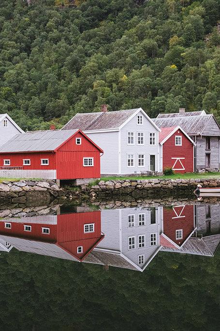 Scandinavia - debesto.com