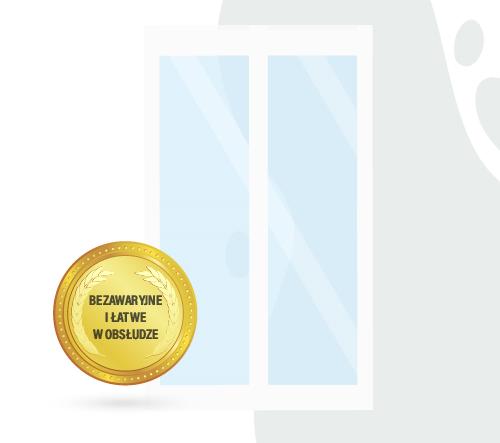 Drzwi przesuwne, bezawaryjne i łatwe w obsłudze
