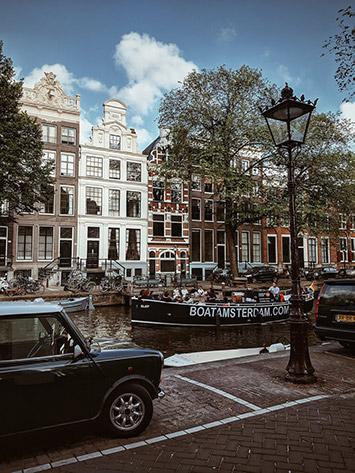 Holandia, Amsterdam - debesto.com