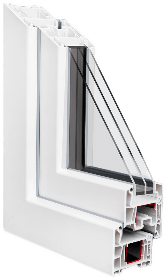 Veka Softline 76 Upvc Window System Only For B2b Debesto